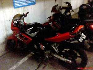 gambar minerva merah dari samping